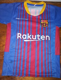 Messi shirt for kids
