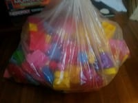 Huge bag of building blocks  Burlington, L7L