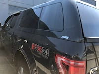 FORD F150 ARE truck canopy  [PHONE NUMBER HIDDEN]  box mint condition  Surrey, V4P 1A2