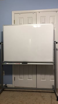 Mobile Dry Erase Board