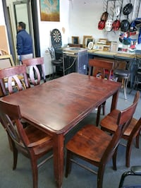 Kithen table with 6 chairs Elkridge, 21075