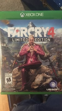 Farcry 4 PS4 game case Erin, N0B 1Z0
