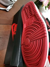 Banned Jordan bred 1 size 11 with o.g box Houston, 77096
