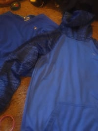 blue and gray long-sleeved shirt Edmonton, T5K 1Y6