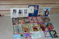 American Girl Doll BOOKS and Craft Book