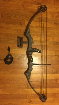 Compound Bow with release High Country Sniper 55-70 lbs Stephens City, 22655