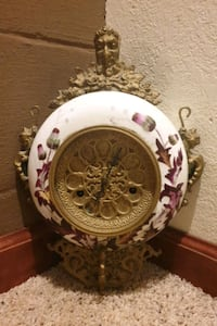 Antique Clock 1900s (ATTENTION COLLECTOR'S)