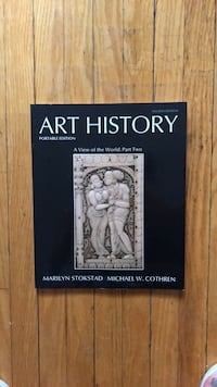 Art History Book A View Of The World: part two Toronto, M4N 2K2