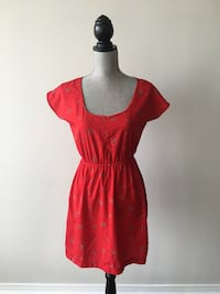 Triple Five Soul Dress: Size Small Toronto, M1S 2Y8