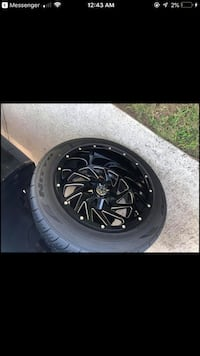 20x12s on nitto 420s Loganville, 30052