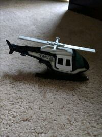 Chips Helicopter Buddy Corp 1981 Collectible Toy Charleston, 29414