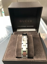 Authentic Gucci Diamond watch Brampton, L6V
