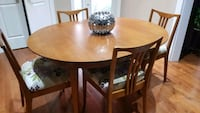 Solid Dining Table Vaughan, L6A 1G9