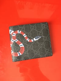Gucci snake print multiple wallet Markham, L3R 9S5