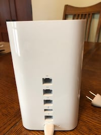 AirPort Extreme base station sixth generation wireless router + extras Santa Monica