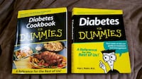 Diabetes book set like new condition! Winchester, 22602