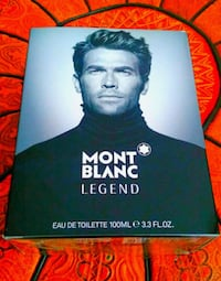 MontBlanc Legend EDT 100ml Mount Royal