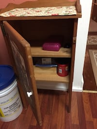 Tea Cabinet. All wood. Ocala, 34472