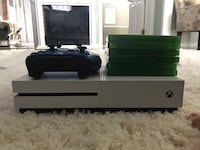 Xbox One S 6 Games 2 Controllers 9/10 Condition Caledon, L7C 2Z4