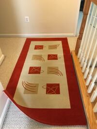 Wool runner/rug CAPITOLHEIGHTS