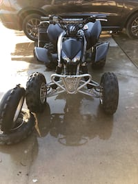 Black and gray all-terrain vehicle Tulare, 93274