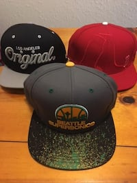 New Sports Hats Roseville