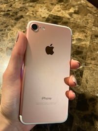 IPhone 7 unlocked used for 2 months Oakville