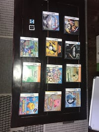 Nintendo DS game case lot Kitchener, N2N 0A3
