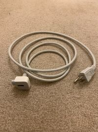 Mac laptop extended cable