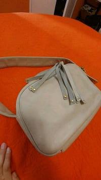 Real leather bag. Excellent condition. Toronto, M6B 1K1