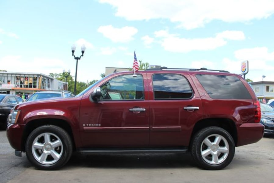 Used 2008 Chevrolet Tahoe for sale 5
