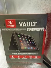 Pelican Vault Ipad Mini 1 2 3 Case Eastvale