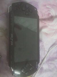 Siyah Sony PlayStation$ Portable. WiFi Söke