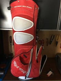 Detroit  Red Wings golf bag Niagara Falls, L2H 3H8