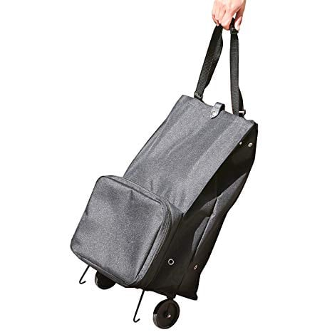 """NEW - GIFTABLE ** As Seen on TV * ROLLING INSTA BAG 24"""" x 12"""""""
