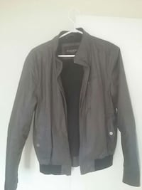 gray zip-up jacket Ottawa, K2E 6K6