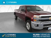 2015 Chevrolet Silverado 2500 HD Crew Cab LT Pickup 4D 8 ft Fort Pierce