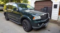 2003 Lincoln Aviator (Like a Ford Explorer) Exton