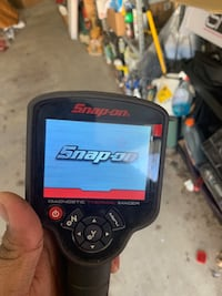 Snap on Infrared camera