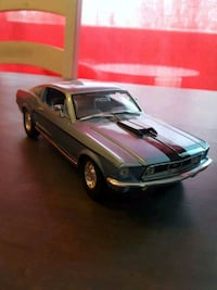1968 ford mustang GT. Orkdal