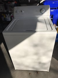white top-load clothes washer Germantown, 20874