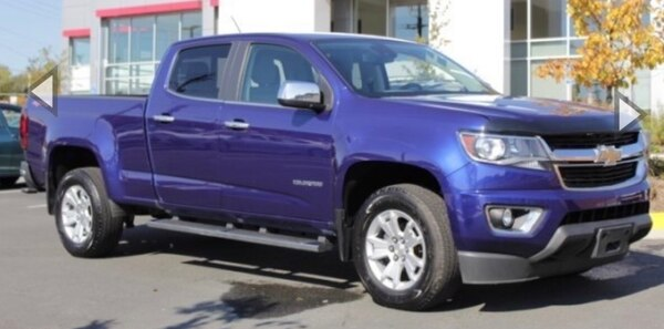 Chevrolet - Colorado LT- 2016