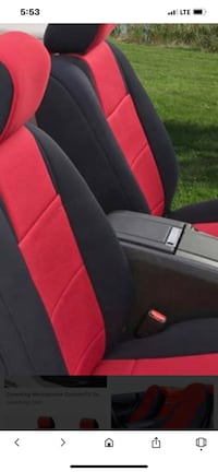 Covering Seat covers F150