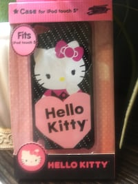 white and pink Hello Kitty iPhone case Port Arthur, 77642