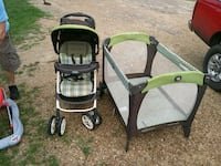 baby's pin and stroller Flowood, 39232
