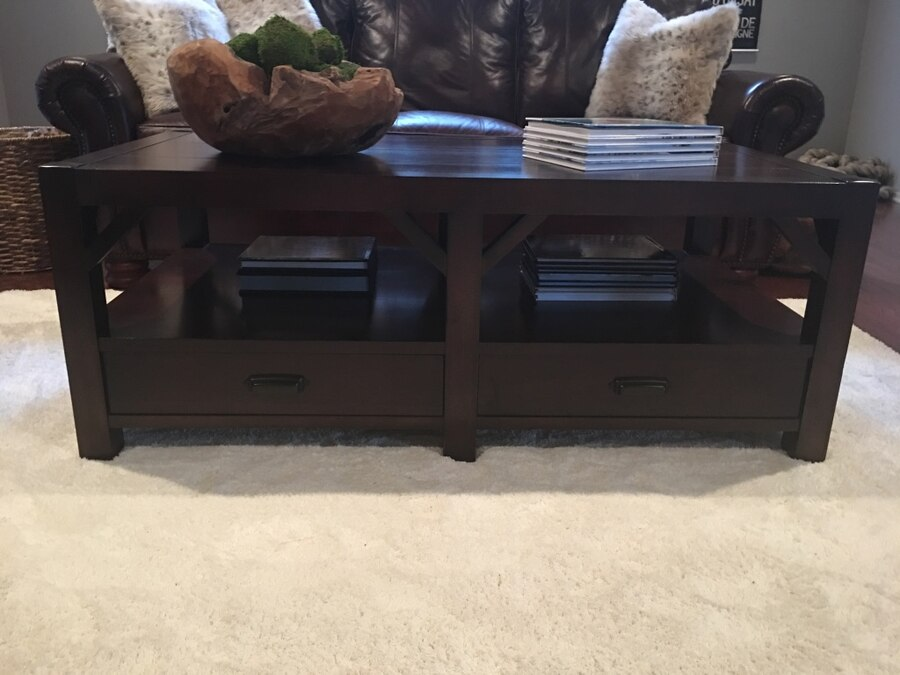 Set Of 3 Thomasville Living Room Tables