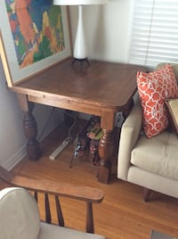 ANTIQUE PULL-LEAF TABLE FROM ENGLAND Los Angeles, 90064