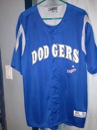 blue and white Dodgers jersey Long Beach, 90804