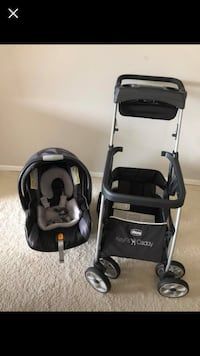 Chico key fit car seat and stroller  29 km