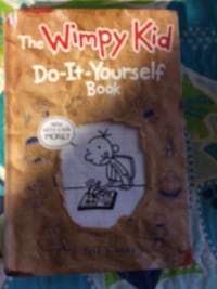 Wimpy book do it yourself book FREDERICK